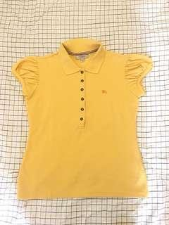 Authentic Burberry Polo Shirt