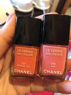 Chanel 指甲油307 535