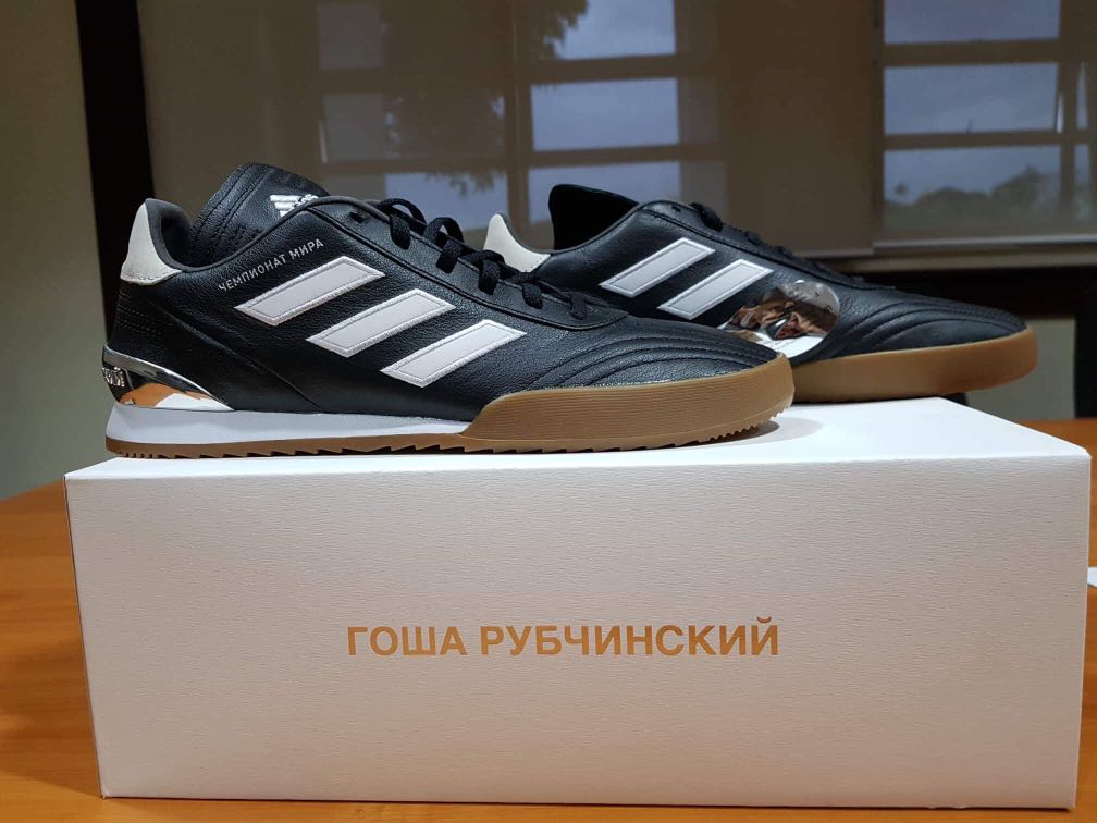 online store def7a edc6c Adidas X Gosha Rubchinskiy WC Super Copa, Mens Fashion, Footwear, Sneakers  on Carousell