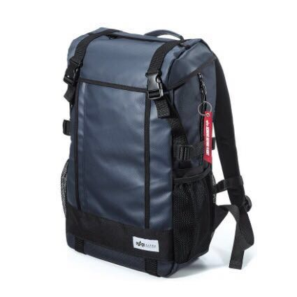 c822f96622 Alpha Industries Polyester Backpack  CNY888