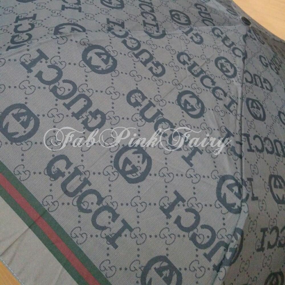 df5929fb52b Automatic GG Umbrella Gucci Umbrella Gucci Monogram Gucci Automatic ...