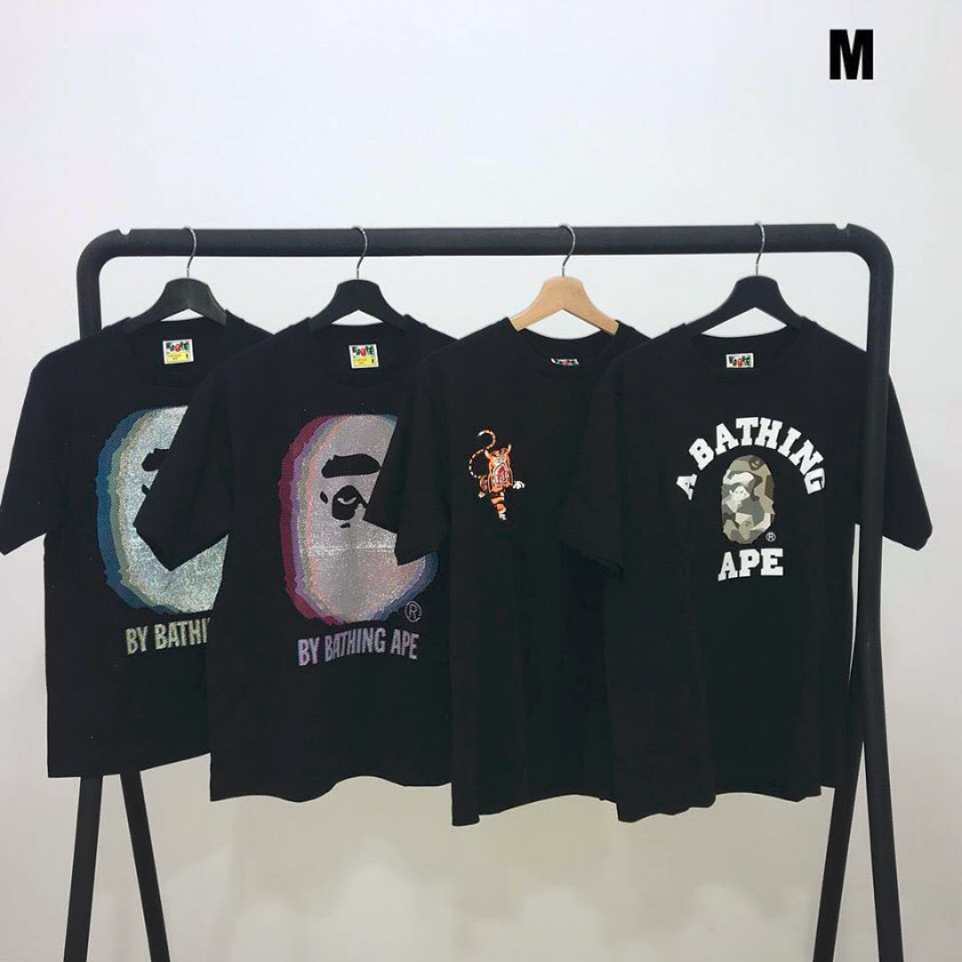 b6bc4ec4 Bape by 'A BATHING APE' Men's Tee, Men's Fashion, Clothes, Tops on ...