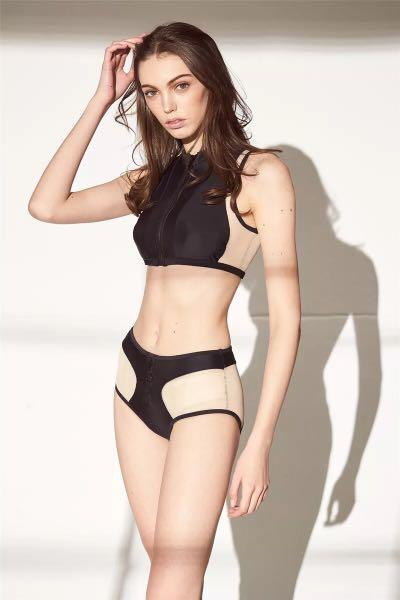 Brand New Zimmermann Remake Sporty Swimsuit/surf suit