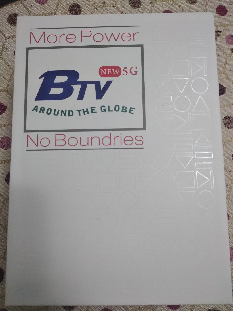 BTV BOX FOR LIVE TELEVISION ENTERTAINMENT
