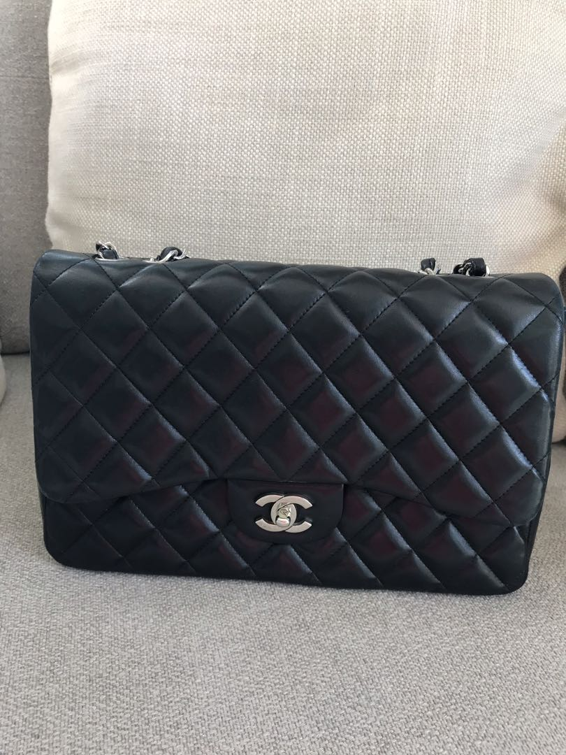 a7a0c70c1464 Chanel Jumbo Bag, Luxury, Bags & Wallets, Handbags on Carousell