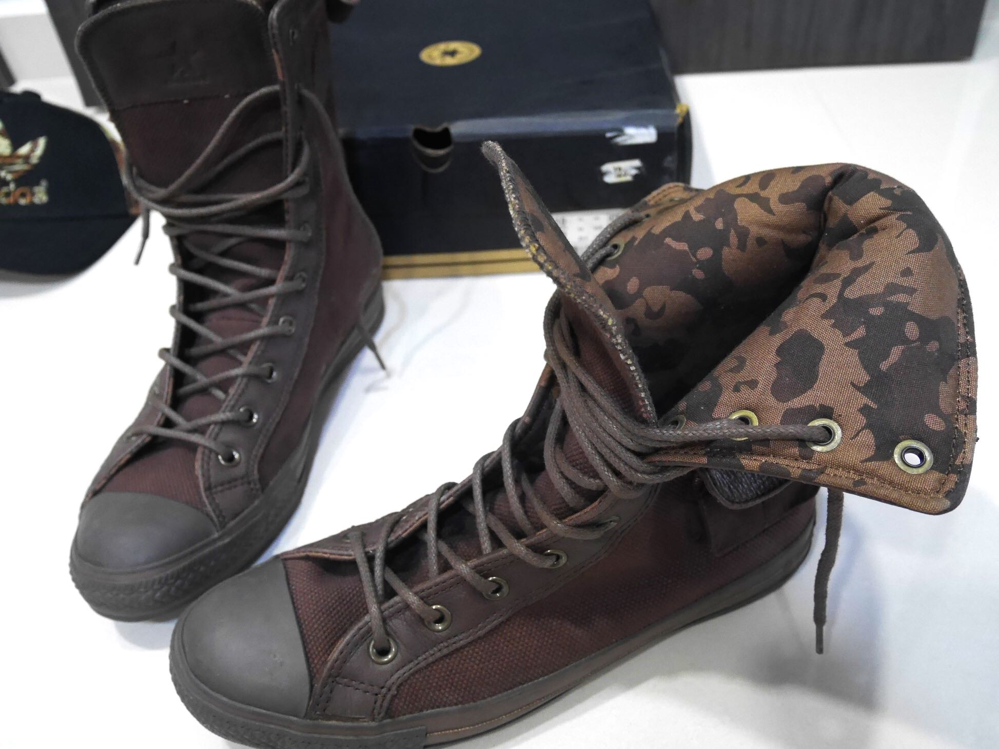 8085b7dd424624 Converse CT Safari XHI High Boots