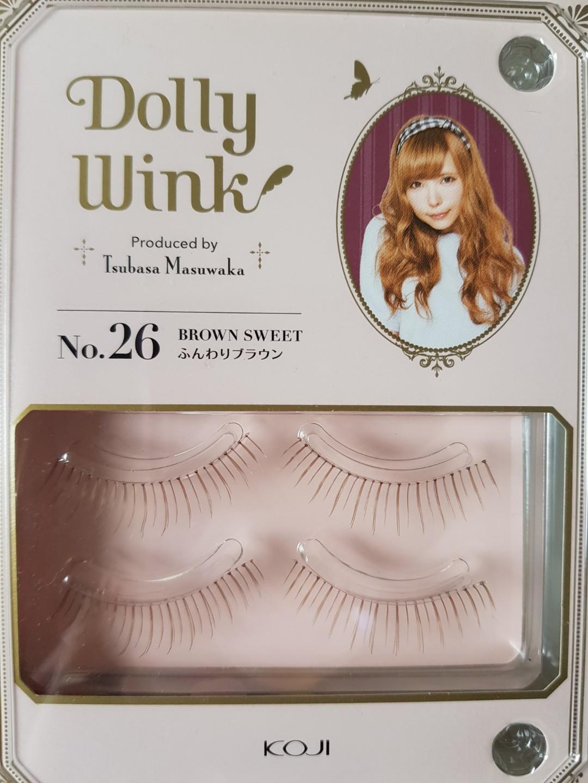 b95645d14d2 Dollywink No 22 Brown False Eyelashes, Health & Beauty, Makeup on ...