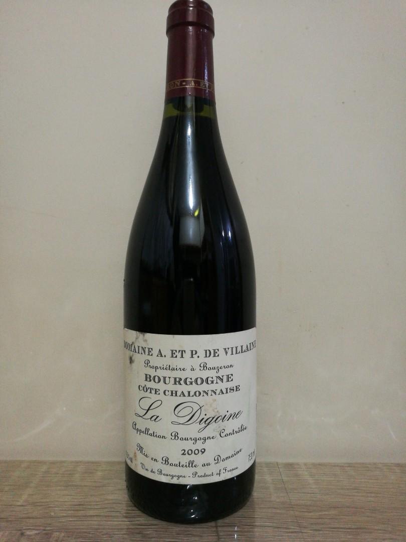 法國Domaine a et p de villaine 2009勃艮地紅酒 夏隆内丘