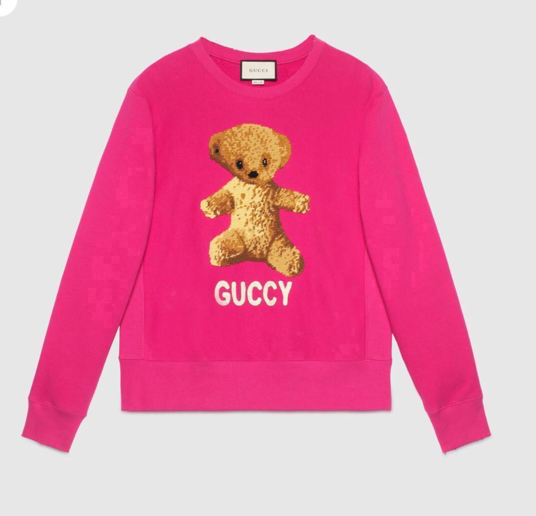 68cb070fa Gucci Sweatshirt, Women's Fashion, Clothes, Tops on Carousell