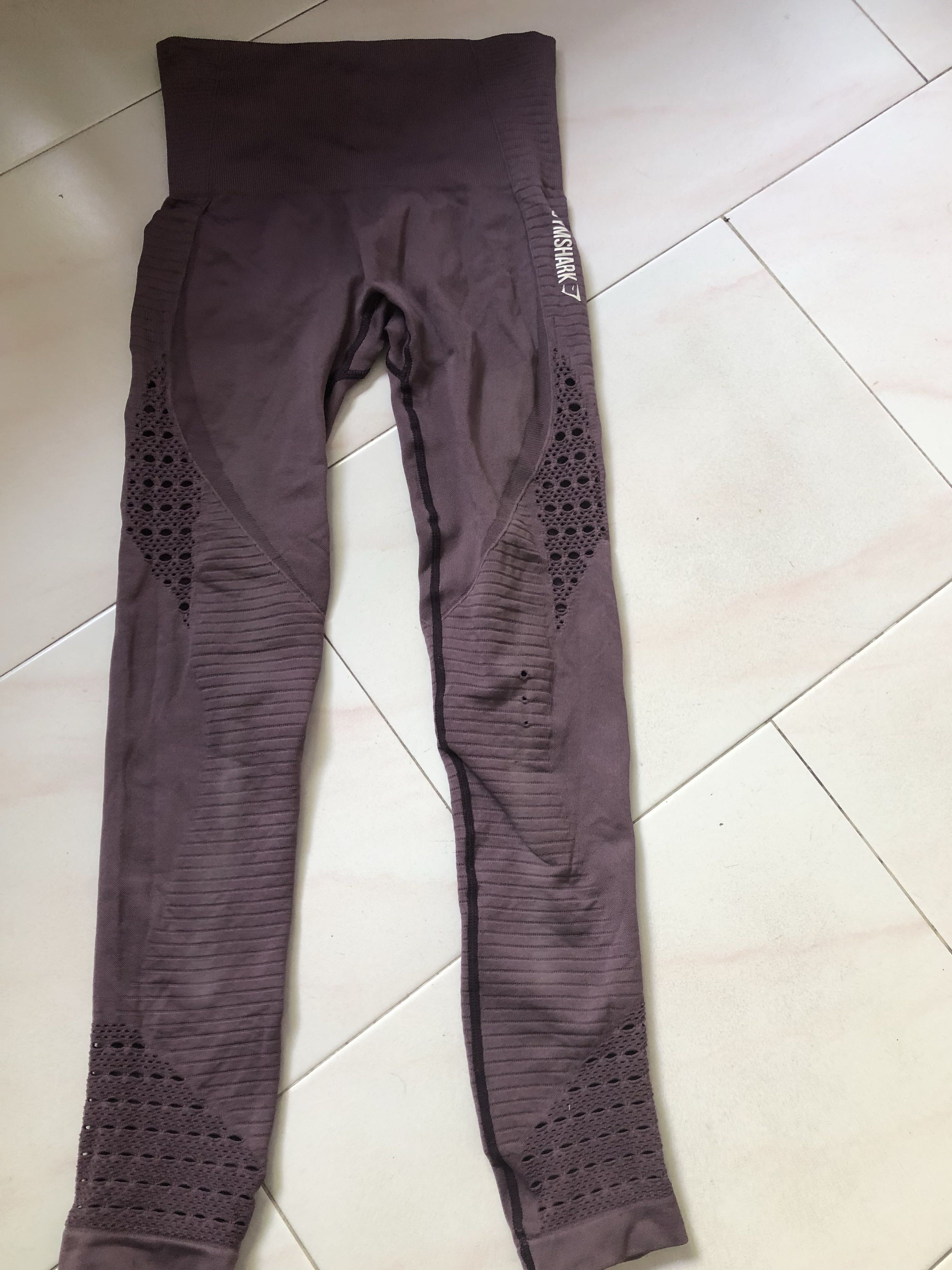 f0b58ddb3e0e5 Gymshark highwaisted tights, Sports, Sports Apparel on Carousell