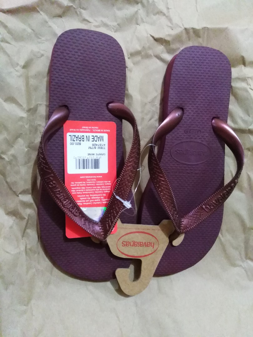 5ff62b2505d92 Havaianas Top Tiras Grape Wine