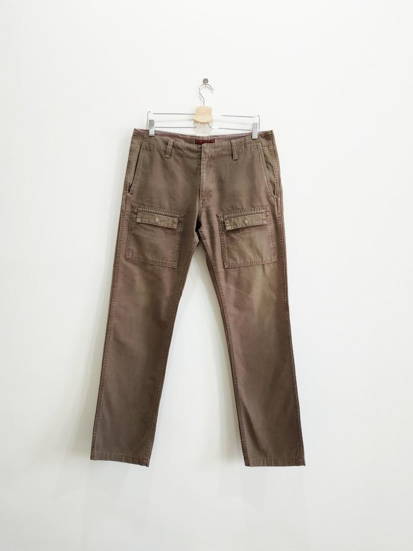 Johnbull Kojima Bush Pants