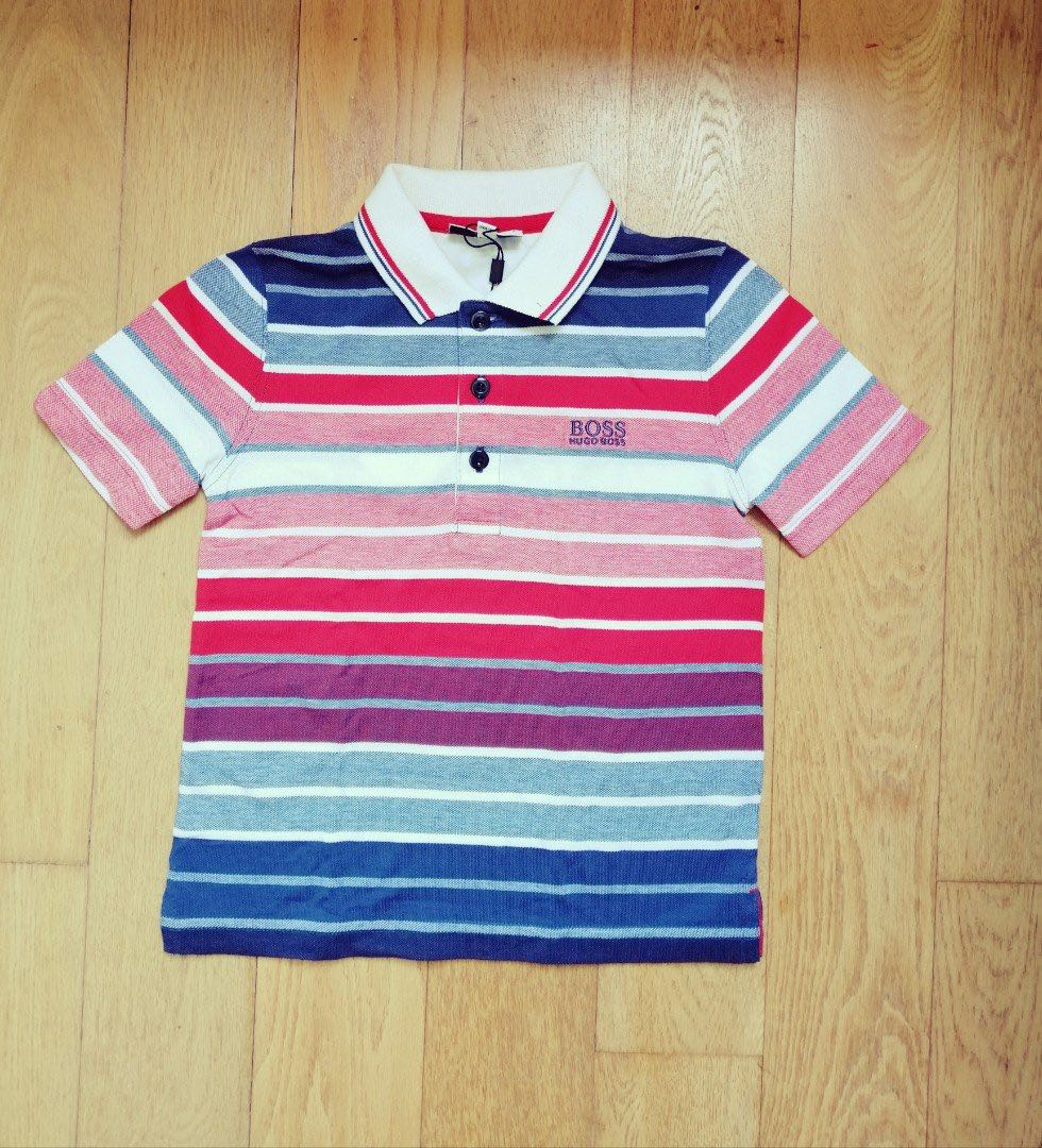 3570c7a6c Kids Hugo Boss Slim Fit Shirt 4yo, Babies & Kids, Boys' Apparel, 4 ...