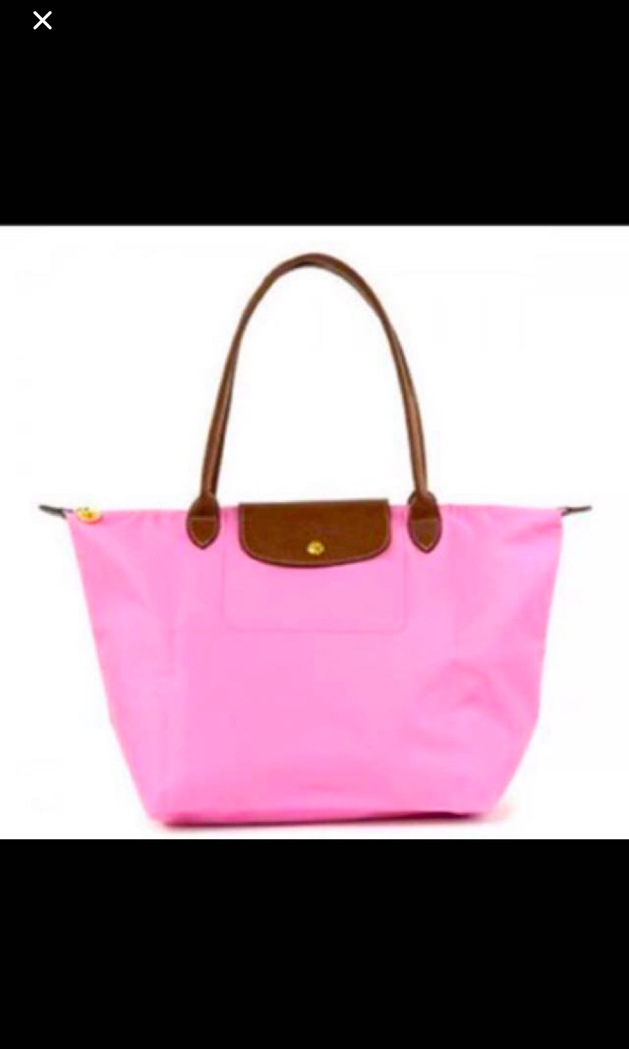 957541754fe Longchamp Handbag - Lepliage Medium (Authentic Guaranteed), Luxury ...