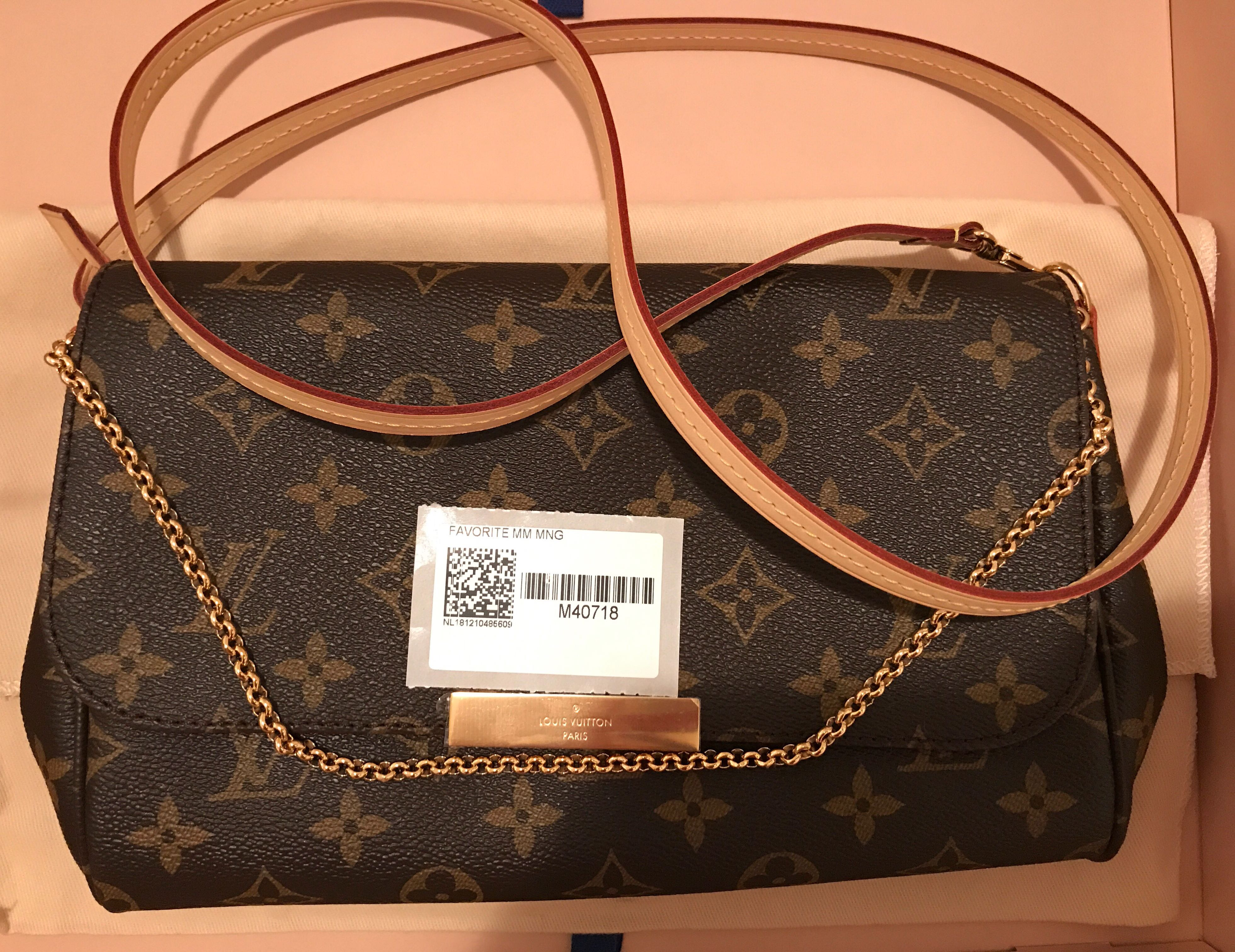 06f2c5ad7476 Louis Vuitton Favourite MM (Reserve)