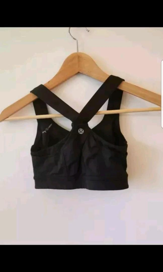 Lululemon cross back sports bra