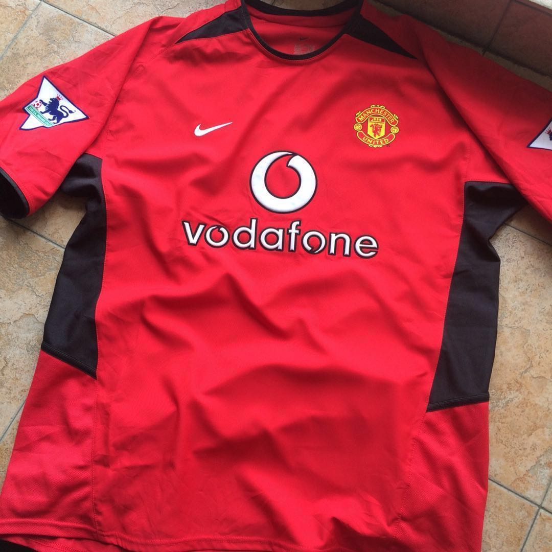 best sneakers cd46b a97cf Manchester United Jersey 2003
