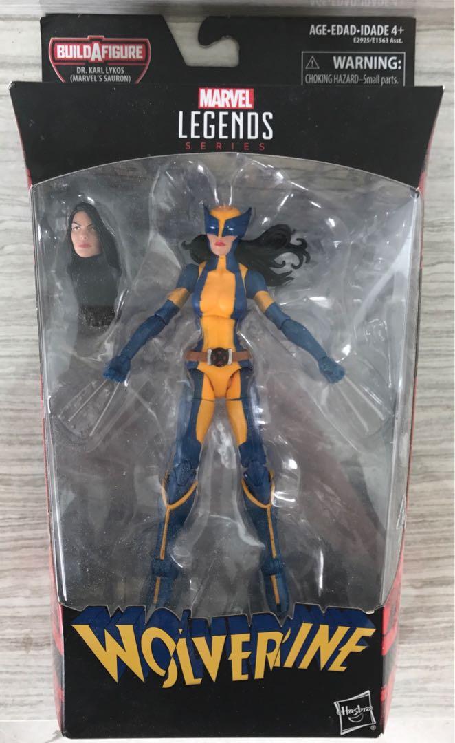 "Marvel Legends X-MEN Series 6-inch X-23 6/"" Action Figure"