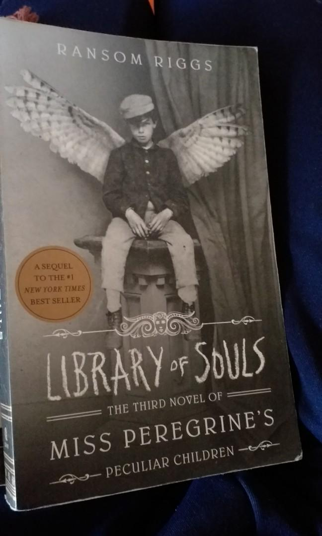 Miss peregrine's Home for Peculiar Children Trilogy