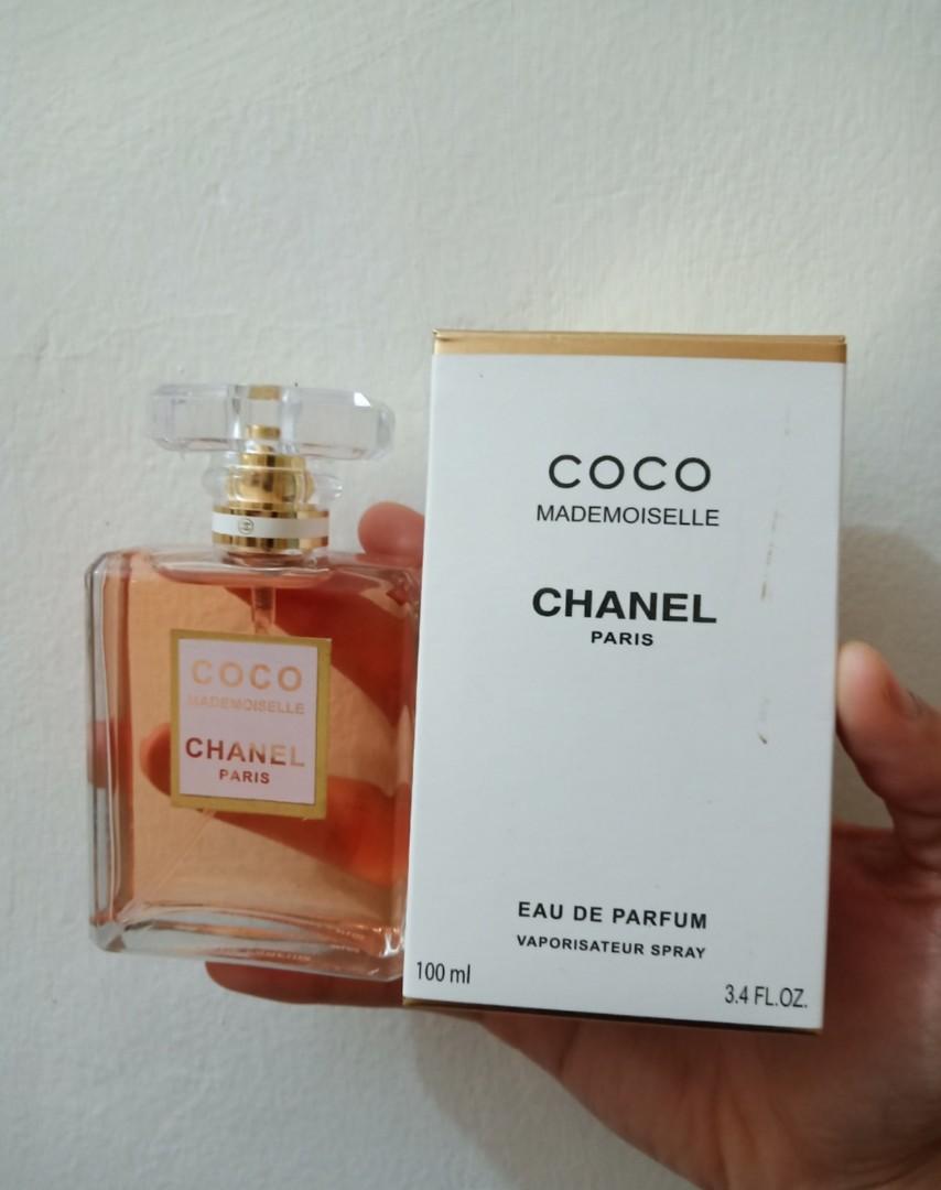 Original Spore Parfum Chanel Coco Mademoiselle Health Beauty