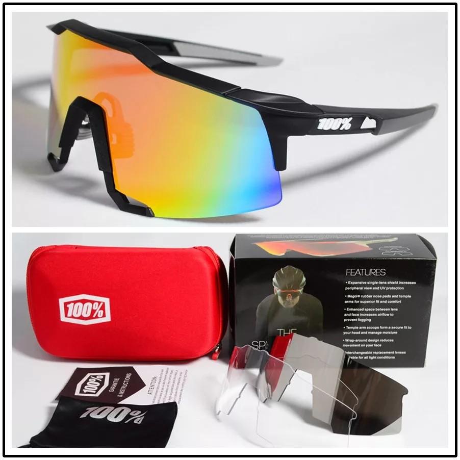 08edefd6d9f Peter sagan 100% Speedcraft SL Sport Sunglasses Bike Cycling Eyewear ...
