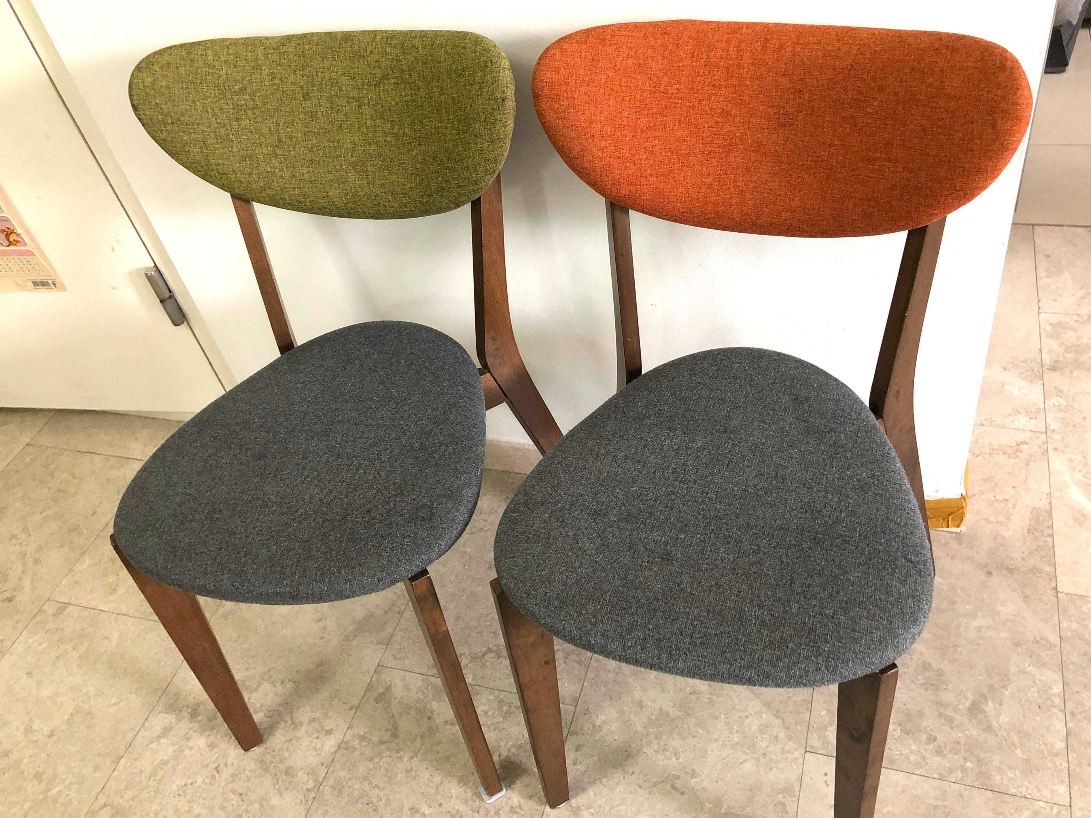 Picture of: Sale Walnut Dining Chair Furniture Tables Chairs On Carousell