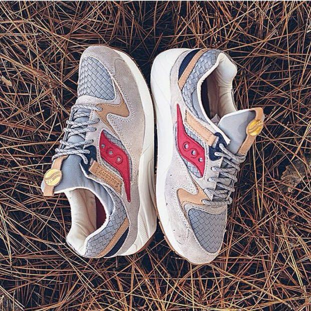 Saucony grid 9000 Liberty pack men retro limited edition
