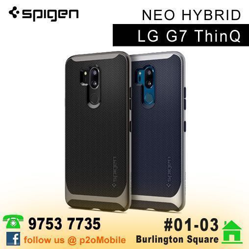 brand new bd930 c410c Spigen Neo Hybrid for LG G7 ThinQ