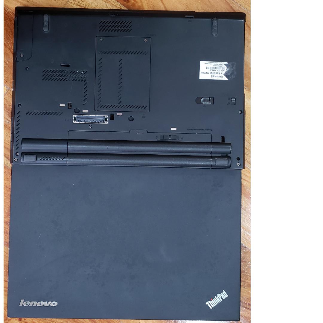 Thinkpad Lenovo T430  14 inch screen  1600x900 resolution  500GB storage   8GB RAM  Intel Core i5 [bought in USA]