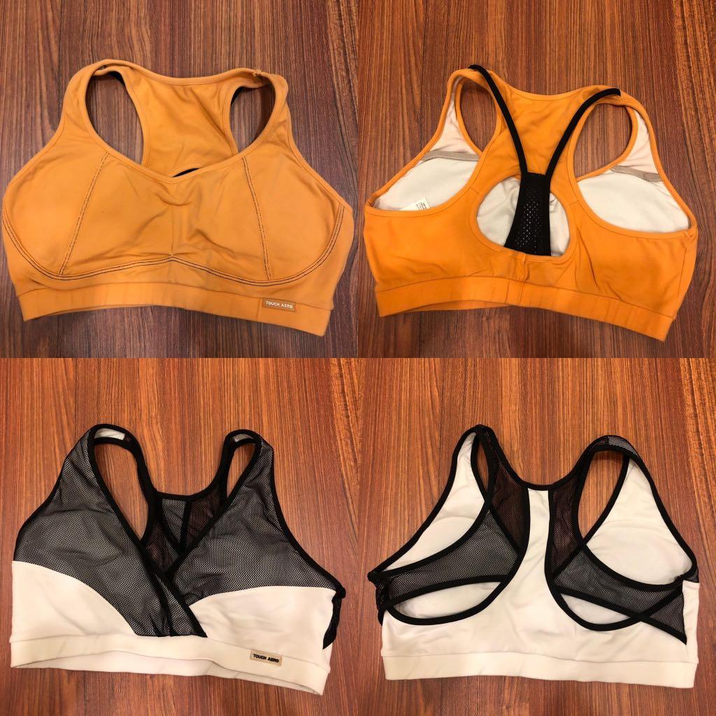 33f3b1c09 Touch Aero Sports Bra Free Size
