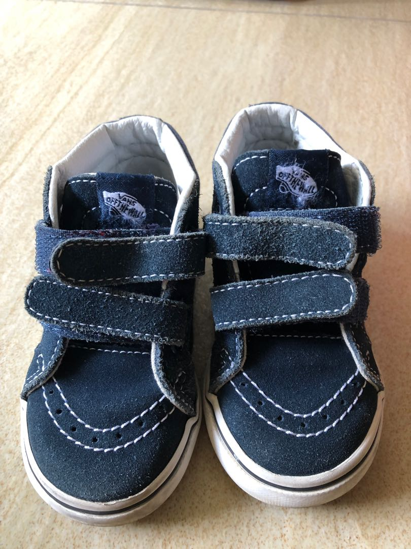 35de690781854b Vans shoes for kids size US 7