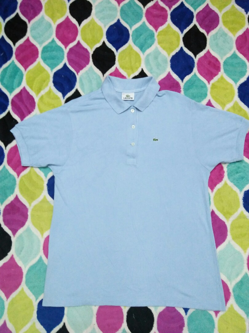 1ff6c0938 Vintage tshirt polo lacoste, Men's Fashion, Clothes, Tops on Carousell