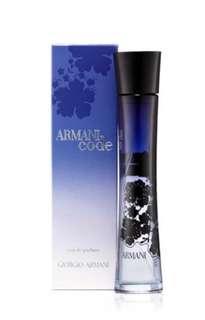 98%New - Armani Code Eau de Parfum 75ml