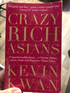 Crazy Rich Asians (Kevin Kwan)