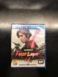 [PS4 Games] Infamous First Light