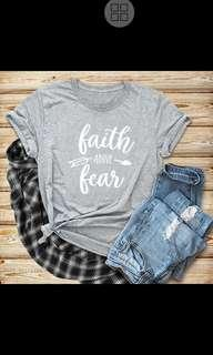☀️ TUMBLR FAITH SHIRT