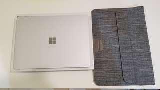 🚚 保內 Surface Laptop I5/8G/256G 附齊全配件