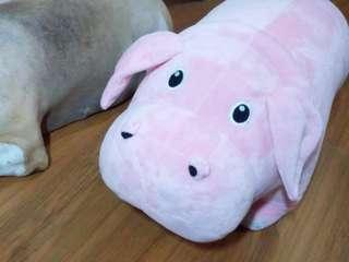 Limited Edition Pink OKJA stuffed toy