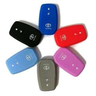 Toyota Hilux Revo & All-New Innova Keyless 2 Buttons Silicone Key Cover