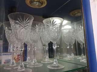 Chinese New Year glassware