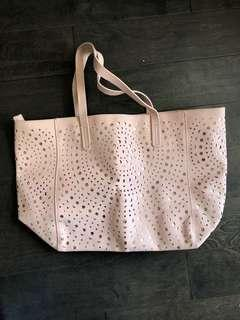 Blush Spring Tote Bag