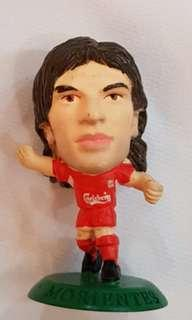 Limited edition liverpoolfc legend - Morientes #MMAR18