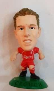 Limited edition liverpoolfc legend figure - Peter Crouch #MMAR18 #50TXT