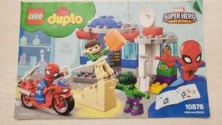 Lego Duplo 一共 10款