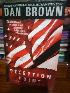 DAN BROWN DECEPTION POINT INDONESIA