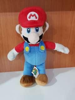 Super Mario stuffed toy