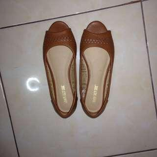 Payless Lower East Side Brown Sandals