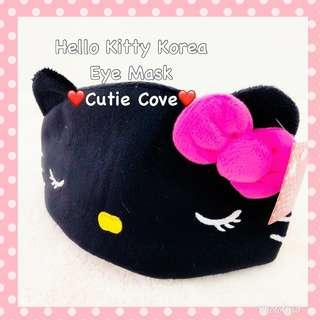 *IN STOCK IN SG* Hello Kitty Eye Mask