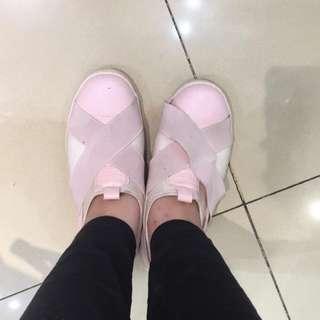 sepatu north star pink