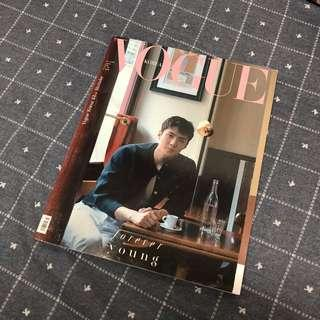 VOGUE BIRTHDAY EDITION FEATURING #EXO #Sehun and #BLACKPINK